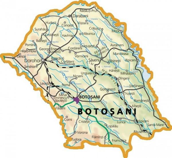 botosani-harta